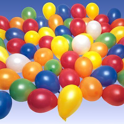 Werbeartikel: Luftballons=Luftballons