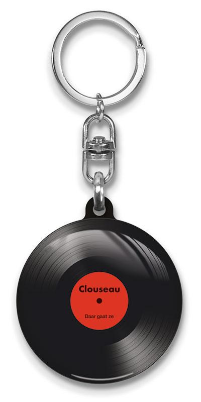 Werbeartikel: Kunststoff-Schluesselanhänger,=Schlüsselanhänger,