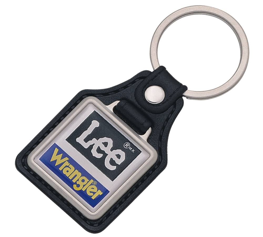 Werbeartikel: Leder-schlüsselanhänger=Autoschlüssel