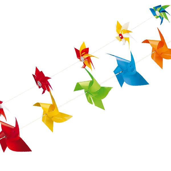 Werbeartikel: Windmühlen, Fahrrad-windmühlen,=Fahrradwindmühlen, Windmühlen,