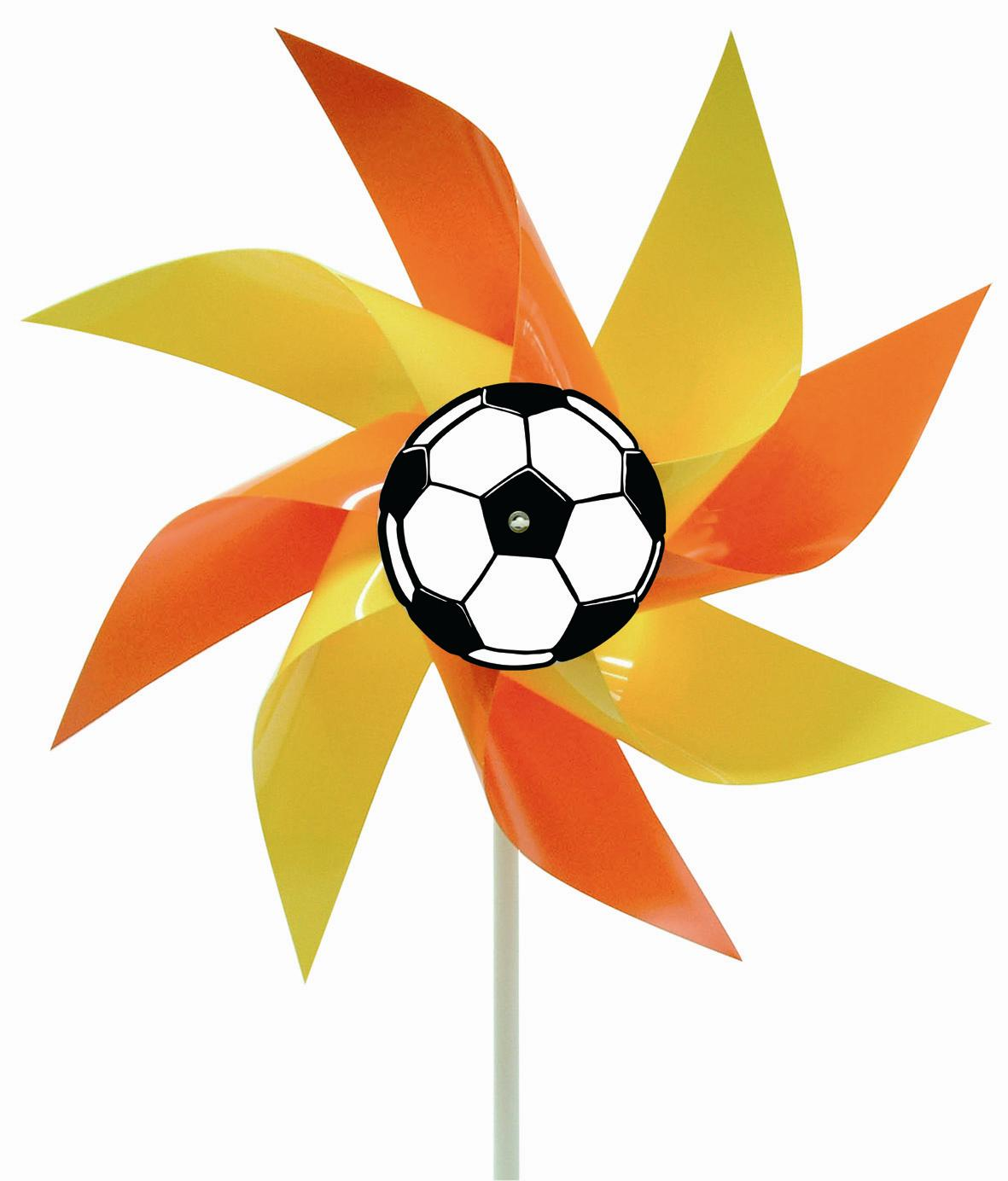 Werbeartikel: Windmühlen, Fahrrad-windmühlen,=Windmühlen aus Kunststoff