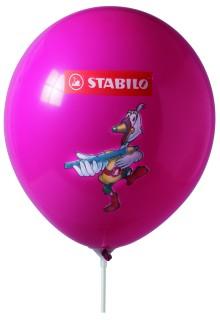 Werbeartikel: Luftballons=Luftballon mit Superprint