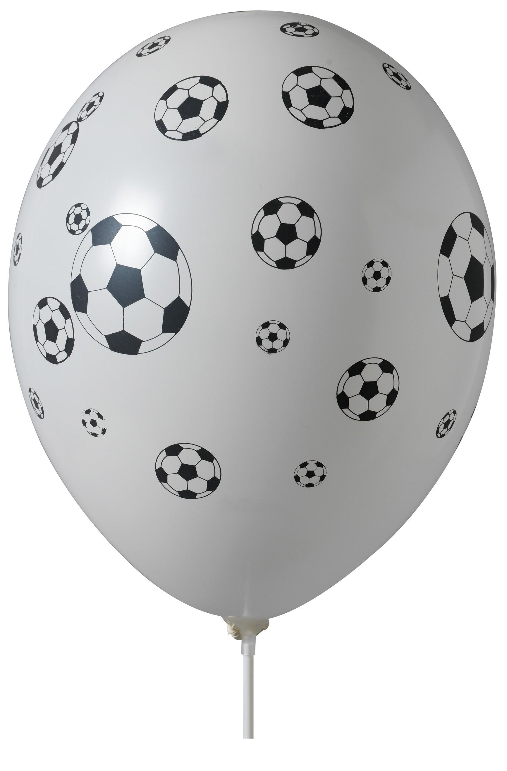 """Werbeartikel: Luftballons=Luftballons """"Fußball"""" 95 cm Umfang"""