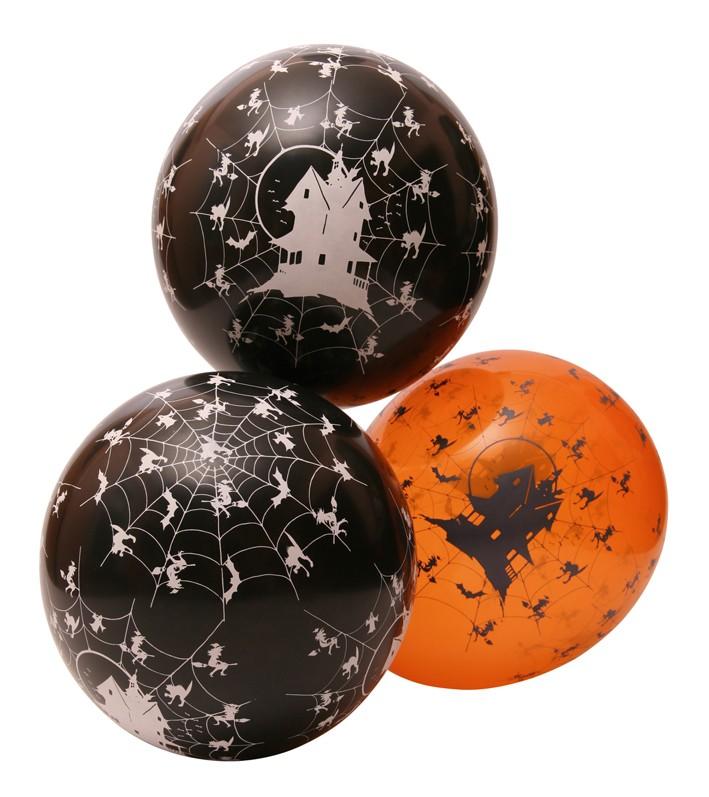 "Werbeartikel: Luftballons=Luftballons ""Spinnennetz"""