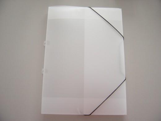 Werbeartikel: Mappen, Ordner, Koffer=Prospektmappe A4