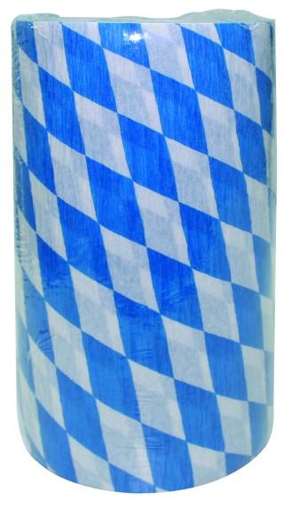 "Werbeartikel: Themendekoration Bayern ab Lager=Dekokrepp ""Bayern"""