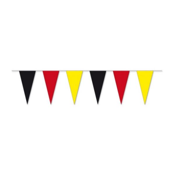 Werbeartikel: Themendekoration Deutschland=Wimpelketten Deutschland