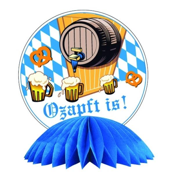 "Werbeartikel: Themendekoration Bayern ab Lager=Tischdisplay ""Ozapft is"""