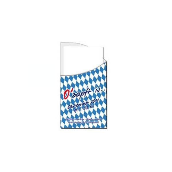 Werbeartikel: Themendekoration Bayern ab Lager=Bayern Serviettentaschen