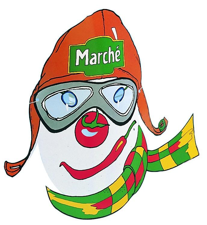 Werbeartikel: Maske, Masken,=Fun Maske,