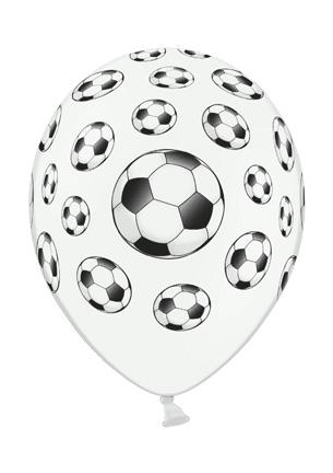 Werbeartikel: Luftballons Fussball