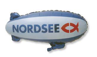 Werbeartikel: Folienballons zeppelin,