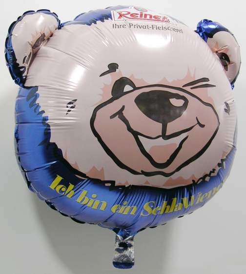 Werbeartikel: Folienballons Tier,