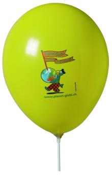 Werbeartikel: Luftballon mit Superprint