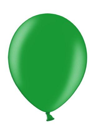 Werbeartikel: Luftballons Metallic Oxford Green,