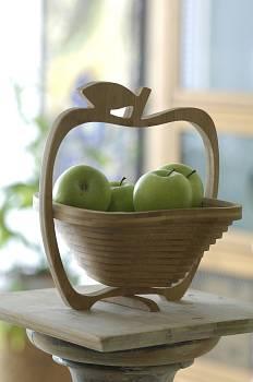 Werbeartikel: Premium Prämie Lifestyle=Obstkorb oder Apfel-korb