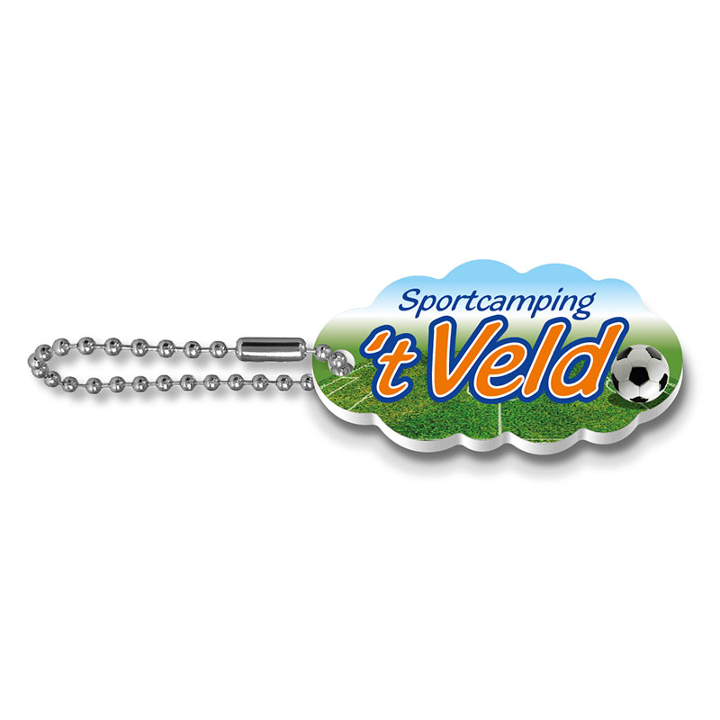 Werbeartikel: Schlüsselanhänger Tag=Tags Sport