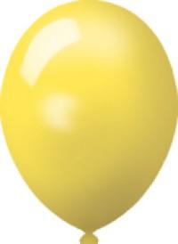Werbeartikel: Luftballons gelb 75 cm,