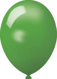 Werbeartikel: Luftballons grün 95cm