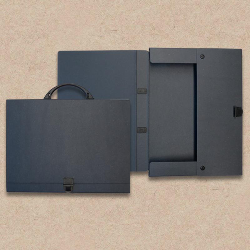 Werbeartikel: Koffer=Prospektkoffer in Anthrazit