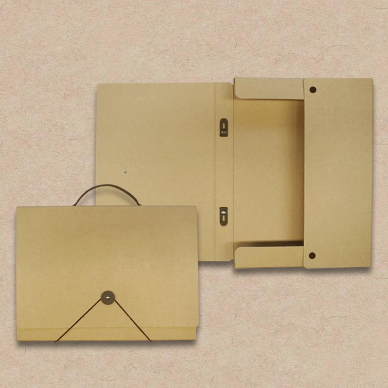 Werbeartikel: Koffer=Sammelbox aus Karton