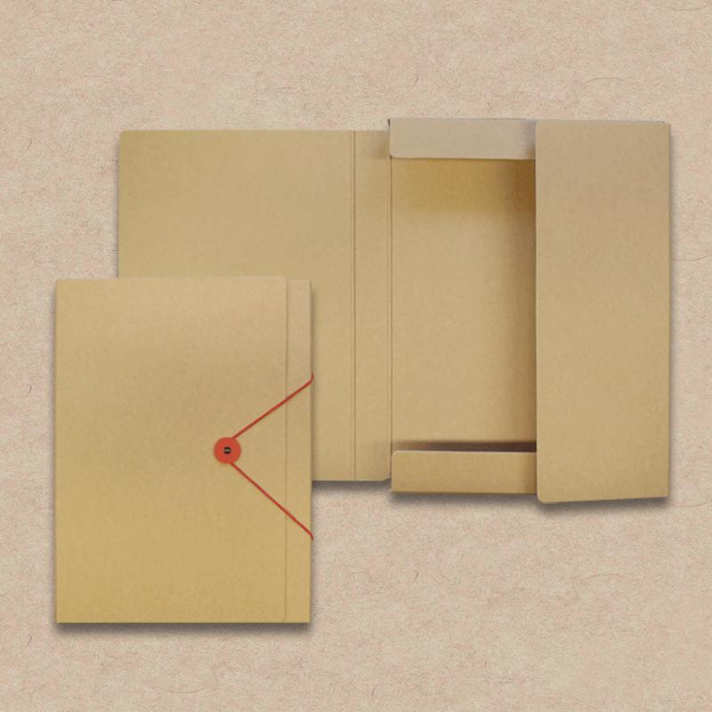 Werbeartikel: Sammelmappen=Dokumentenbox / Sammelmappe