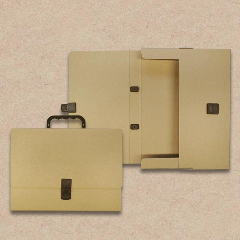 Werbeartikel: Koffer=Prospektkoffer aus Karton