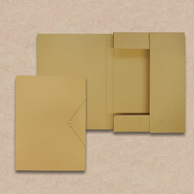 Werbeartikel: Sammelmappen=Sammelmappe aus Karton DIN A3