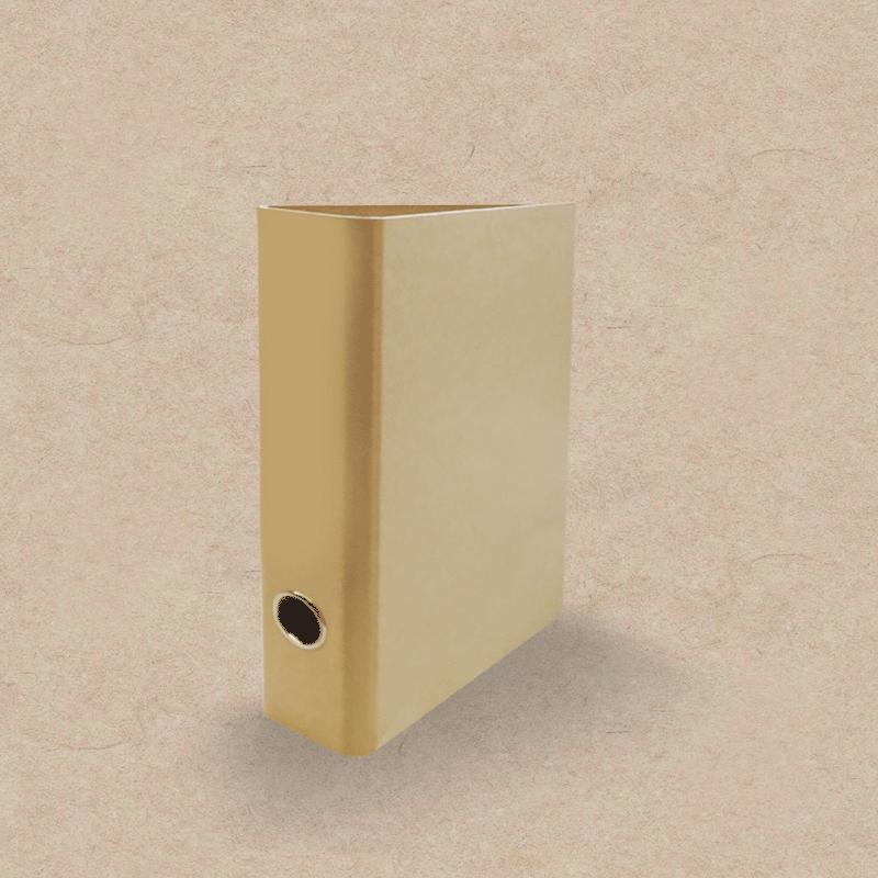 Werbeartikel: Ordner=Ordner aus Karton DIN A5