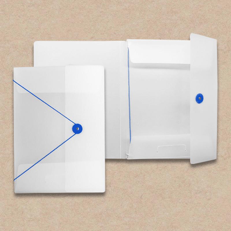 Werbeartikel: PolyProp=Collegemappe aus Polyprop