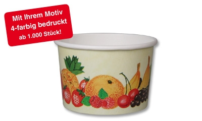 Werbeartikel: Party Eis Becher,