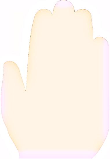 Werbeartikel: Weisse Artikel ab Lager=Weisse Winkehänden, Weiße Winkehänden,