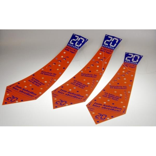 Werbeartikel: Aktions Krawatten, Krawatten,