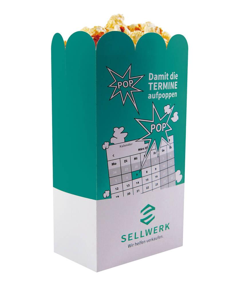 Werbeartikel: Popcorn box