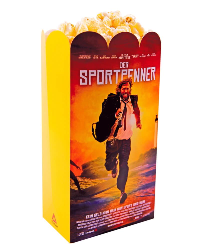 Werbeartikel: Popcorn box=Popcorn box kaufen