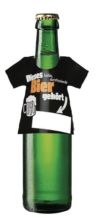Werbeartikel: Flaschen T-Shirts=Flaschen T-Shirts Bier
