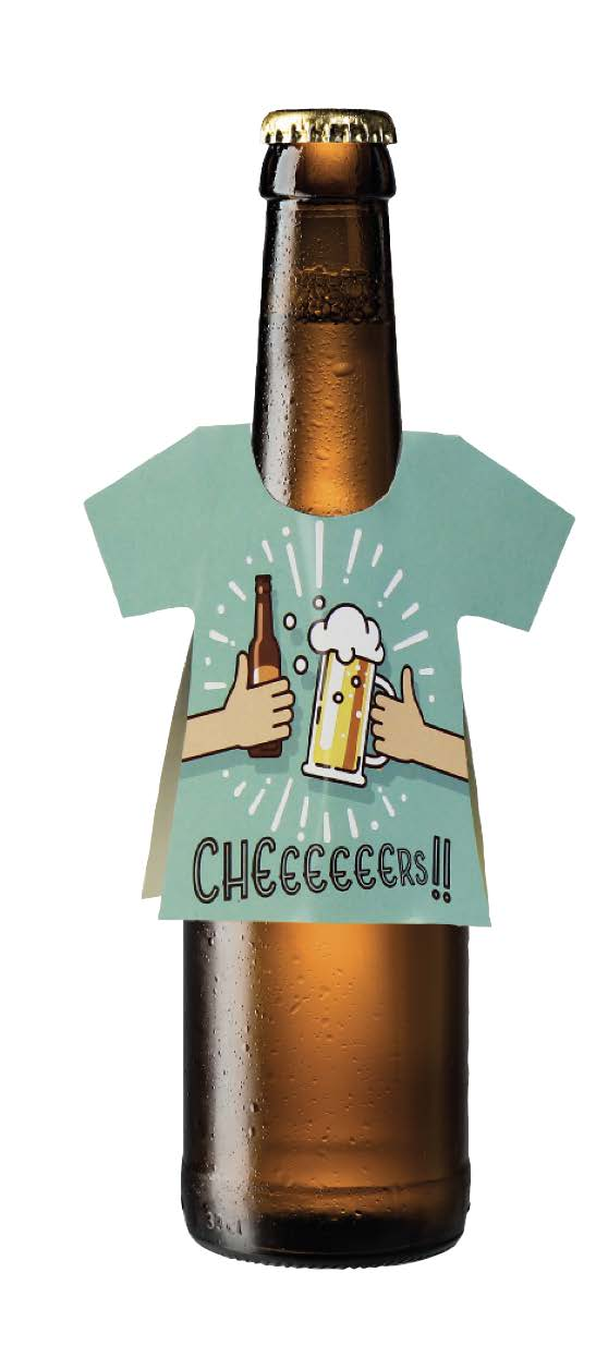 Werbeartikel: Flaschen T-Shirts Brauerei