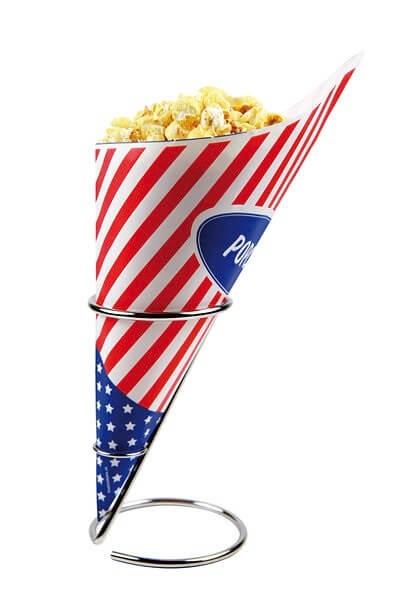 Werbeartikel: USA Snacktüten, USA Spitztüten,
