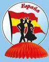 Werbeartikel: Themendekoration Spanien=Tischdisplay Spanien