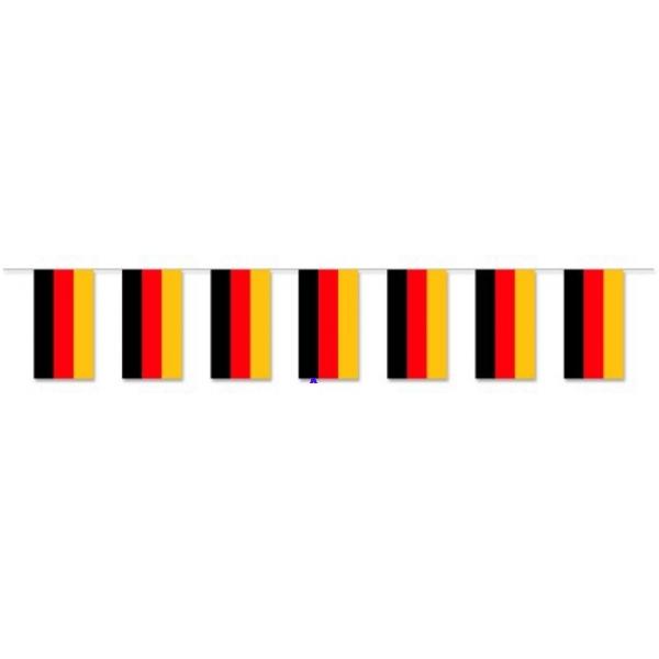Werbeartikel: Fahnenketten Deutschland,