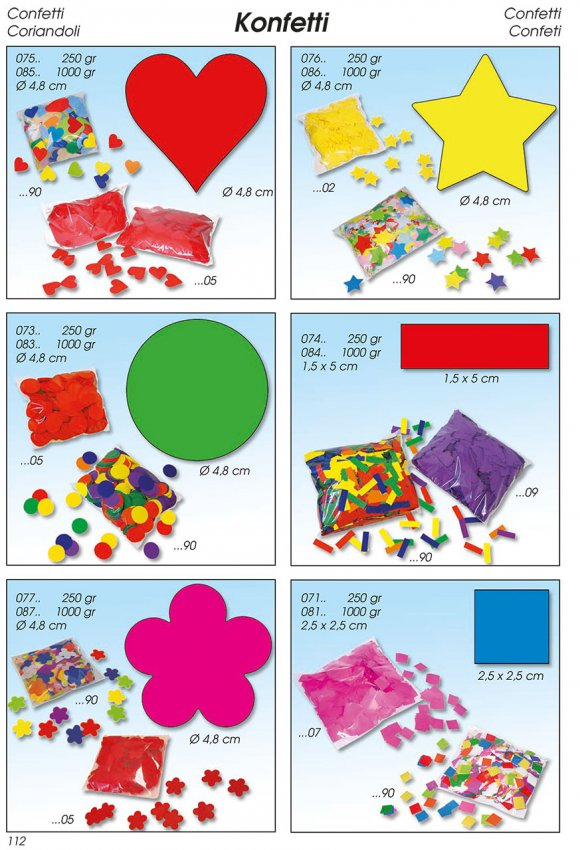 Werbeartikel: Konfetti, Papier Konfetti,=konfetti herzen, Konfetti hochzeit,