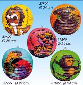 Werbeartikel: Laternen=Ballonlaternen Tier,
