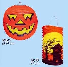 Werbeartikel: Halloween Artikel,=Laternen Halloween,
