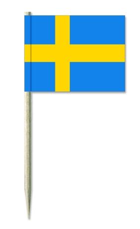 Werbeartikel: Europäische Union=Kostprobenpicker Schweden