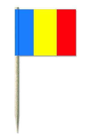 Werbeartikel: Europäische Union=Kostprobenpicker Rumänien,