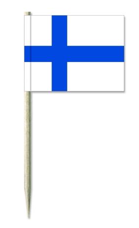 Werbeartikel: Europäische Union=Kostprobenpicker Finnland