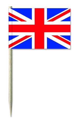 Werbeartikel: Europäische Union=Kostprobenpicker Großbritannien