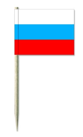 Werbeartikel: Staaten International,=Kostprobenpicker Russland,