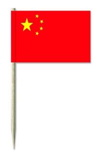 Werbeartikel: Staaten International,=Kostprobenpicker China,