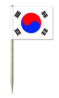 Werbeartikel: Staaten International,=Kostprobenpicker Südkorea,